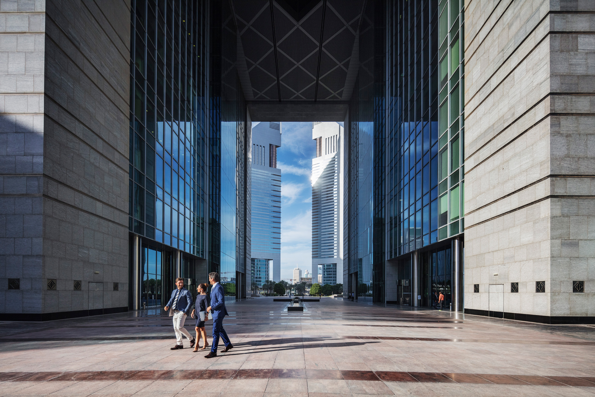 Difc The Leading International Financial Hub